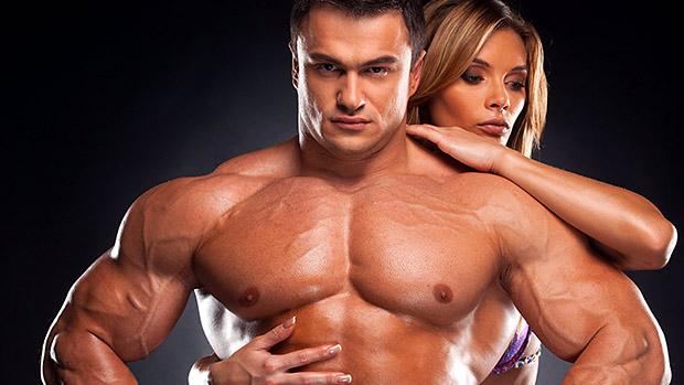 steroids user