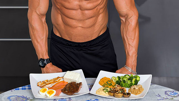 Abs And Food