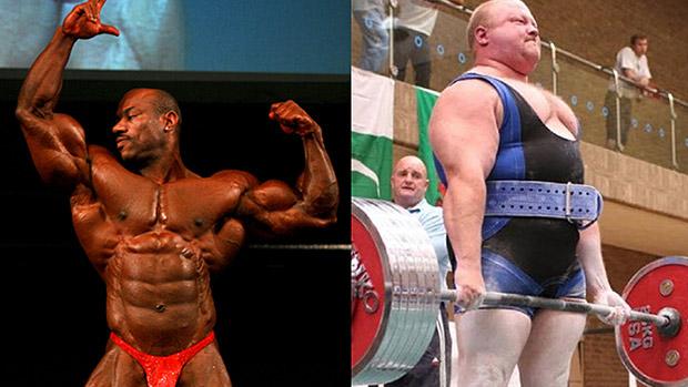 Bodybuilder v Powerlifter