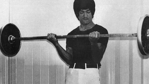 Bruce Lee Curl