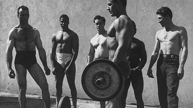 Early Bodybuilders