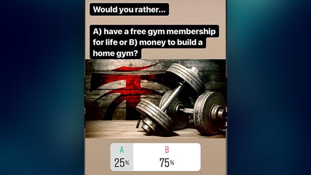 Gym Poll