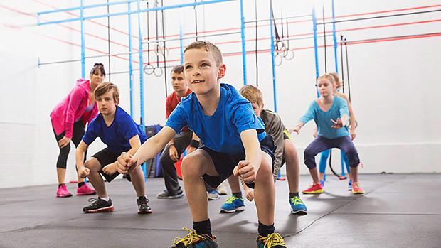 Kid Fitness
