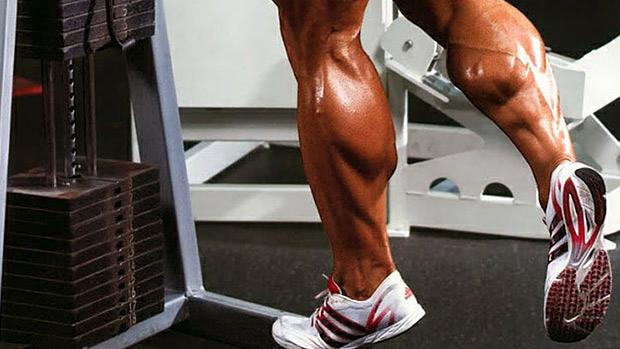 One Leg Calf Raise