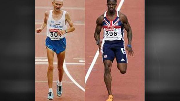 Sprinter v. Marathon Runner