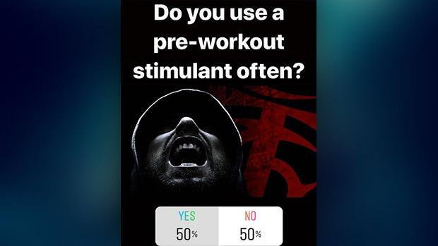 Stimulant Poll